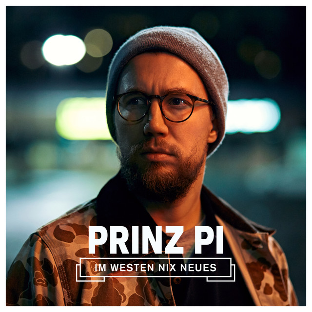 Album cover for Im Westen nix Neues by Prinz Pi