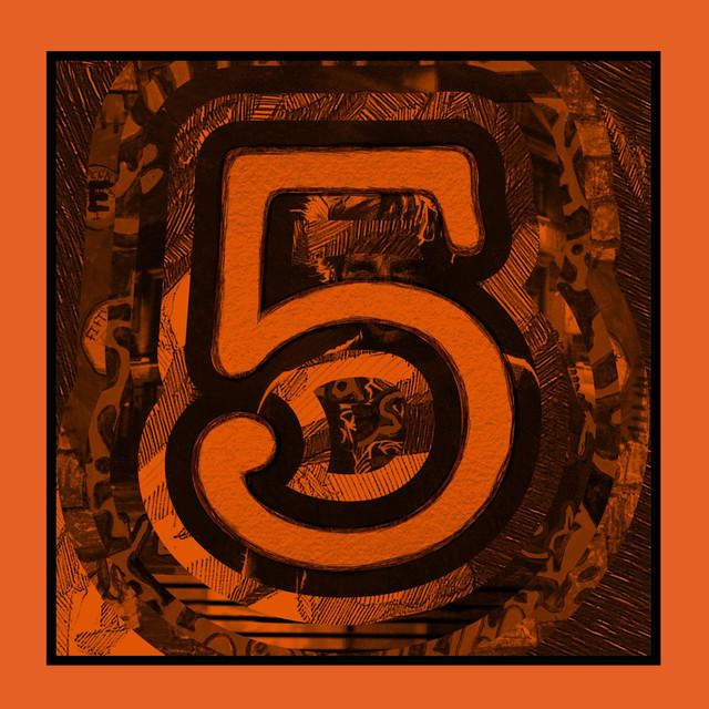 5 Albumcover