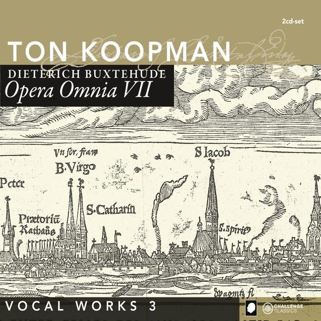 Buxthehude: Opera Omnia VII - Vocal Works III
