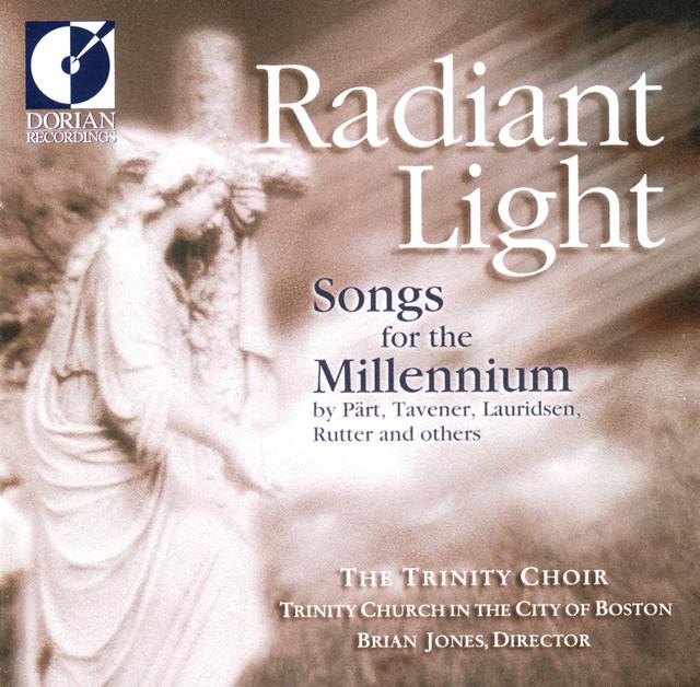 Alleluia, a song by Randall Thompson, Boston Trinity Church