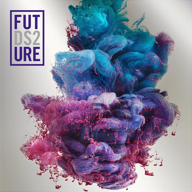 Skivomslag för Future: DS2
