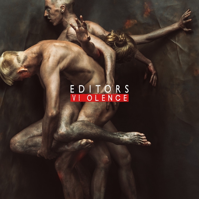 Skivomslag för Editors: Violence