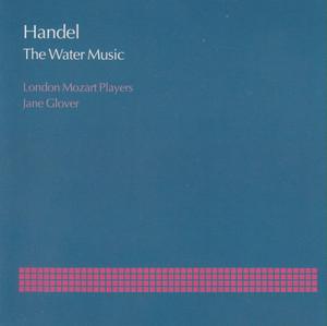 Handel: The Water Music album