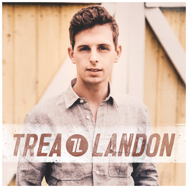 Album cover for Trea Landon by Trea Landon