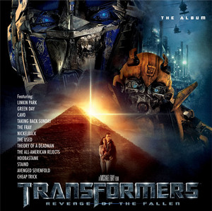 Transformers: Revenge Of The Fallen The Album - Linkin Park