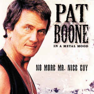 Pat Boone No More Mr. Nice Guy cover