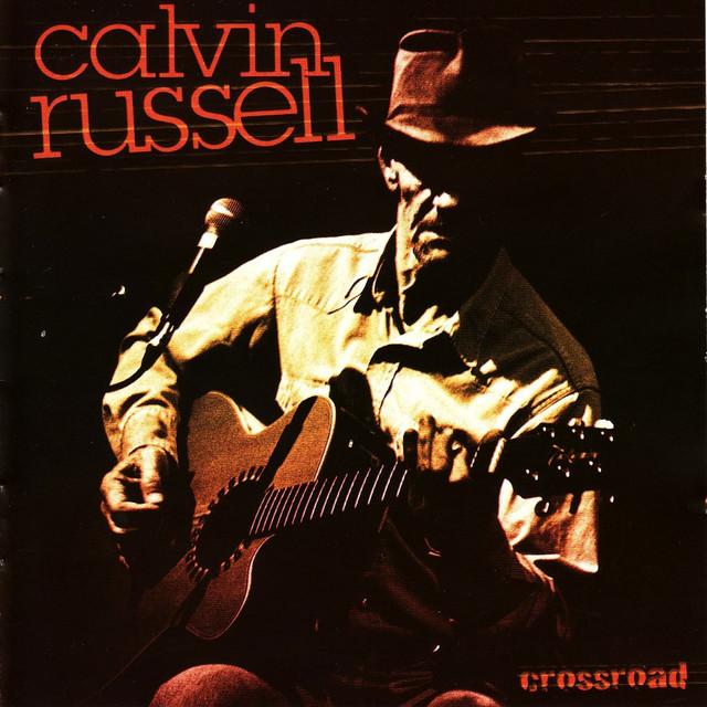 cross road art calvin russell crossroad on spotify