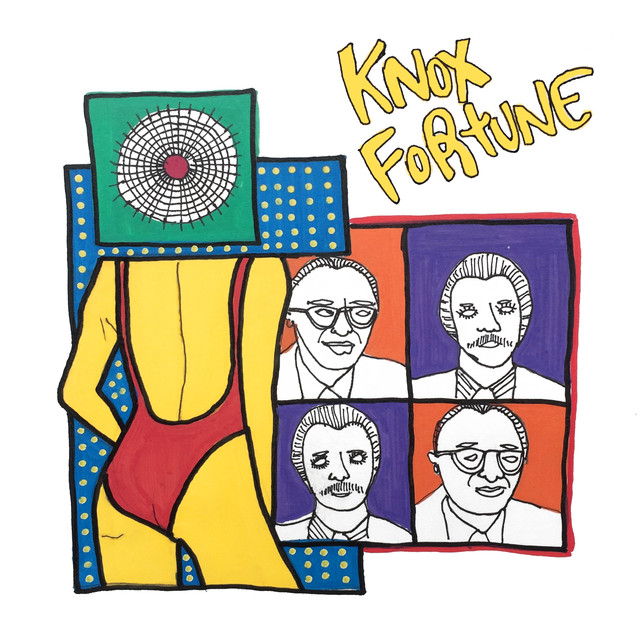 Album cover for Paradise by Knox Fortune
