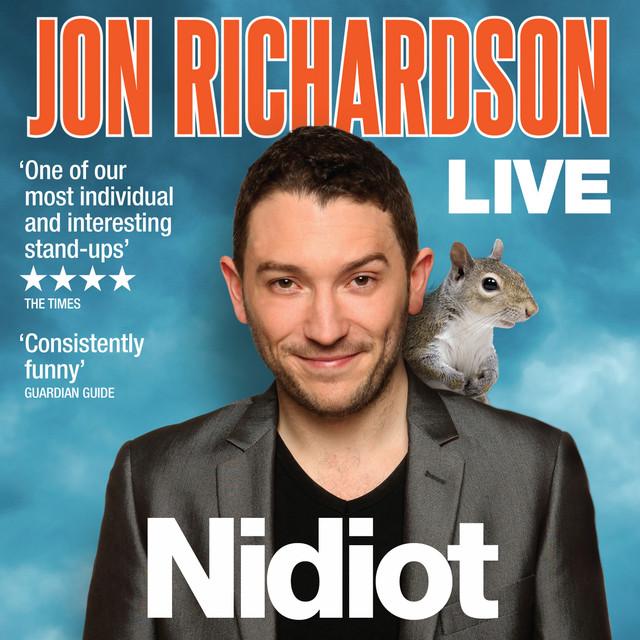 Jon Richardson tickets and 2019 tour dates
