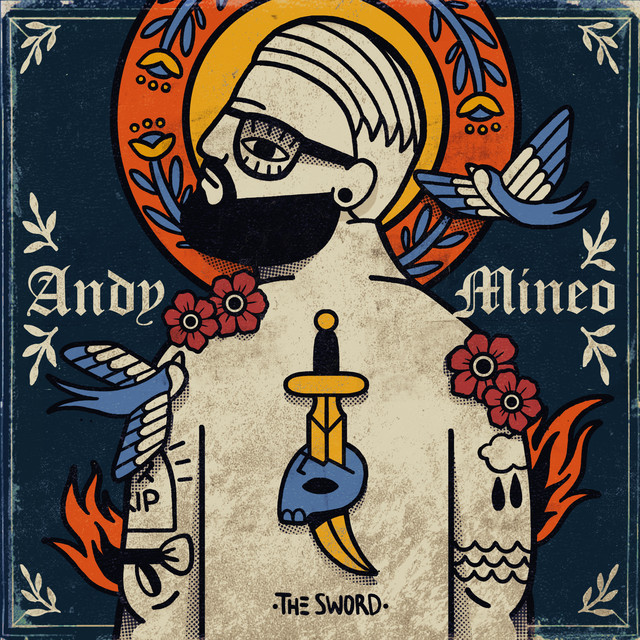 Album cover for II: The Sword by Andy Mineo