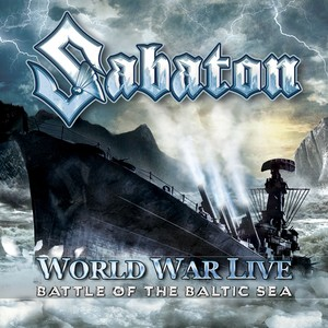 World War Live - Battle Of The Baltic Sea Albumcover