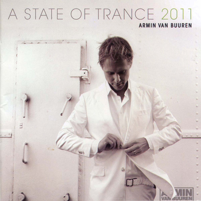 Armin van Buuren A State of Trance 2011 album cover