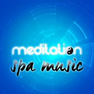 Meditation Spa Music Albumcover