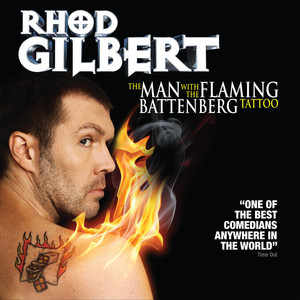 The Man With the Flaming Battenberg Tattoo Audiobook