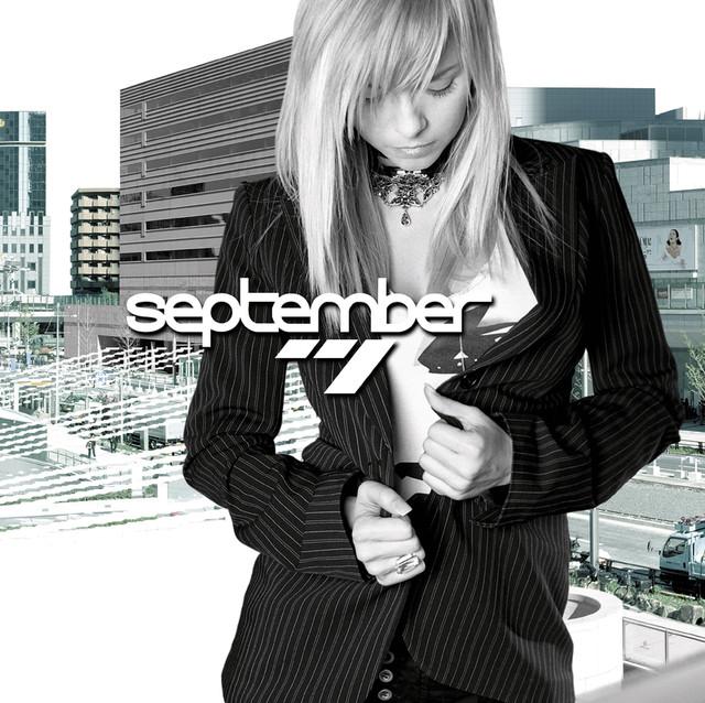 Skivomslag för September: September