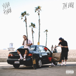 Album cover for 714ever by yung pinch