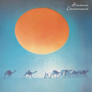Caravanserai Albumcover