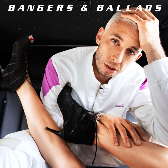 Album cover for Bangers & Ballads by Example
