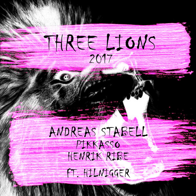Three Lions 2017 (feat. Hilnigger)