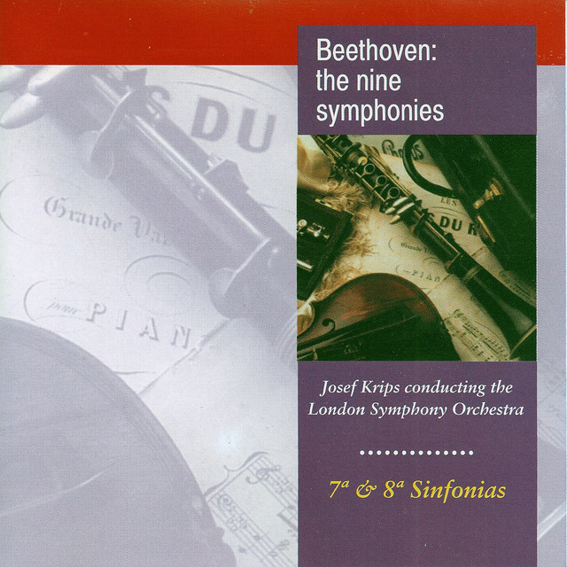 Beethoven: The Nine Symphonies No. 7, No. 8
