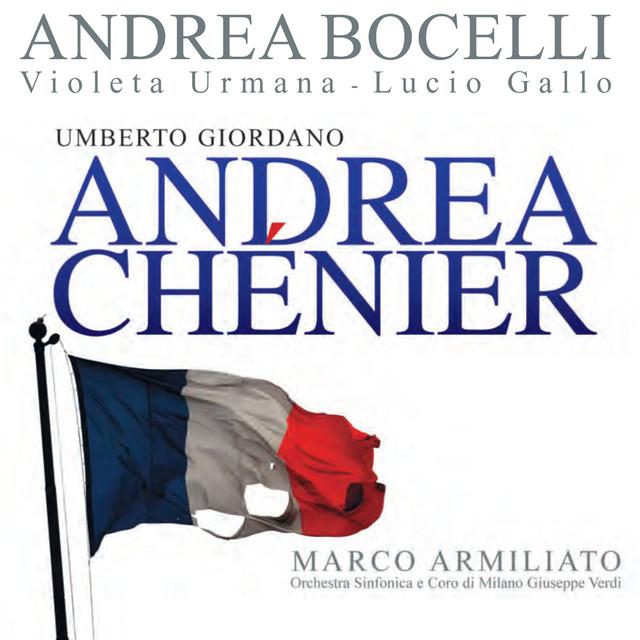 Andrea Chenier: questo azzurro sofà (il maestro di casa) ... compiacente a colloqui .. (gérard)