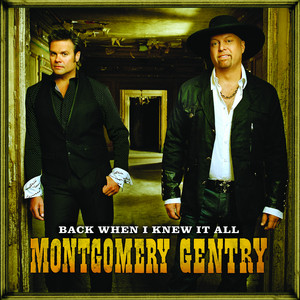 Montgomery Gentry One Trip cover