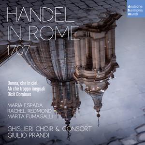 Handel in Rome 1707 (Live) Albümü