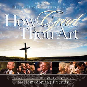 Bill & Gloria Gaither At the Cross cover