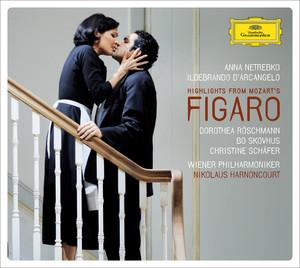 Mozart: Le Nozze di Figaro - Highlights Albümü
