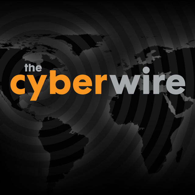 The CyberWire on Spotify