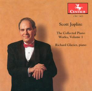 Scott Joplin, Richard Glazier Maple Leaf Rag cover