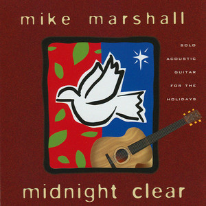 Mike Marshall It Came Upon a Midnight Clear cover