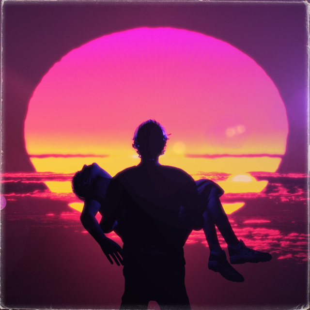 Album cover for As the setting sun comes crashing down on me by Secret Weapons