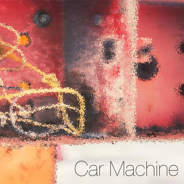 Album cover for Car Machine by Aksua