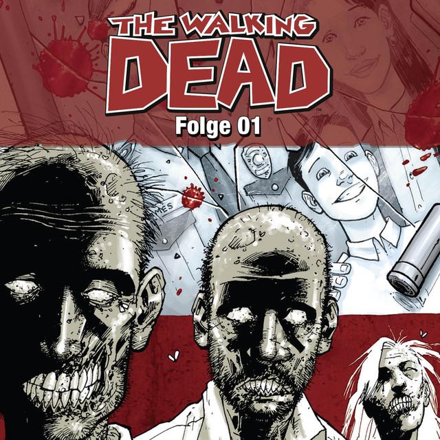 The Walking Dead, Folge 01 (Hörspiel) Cover