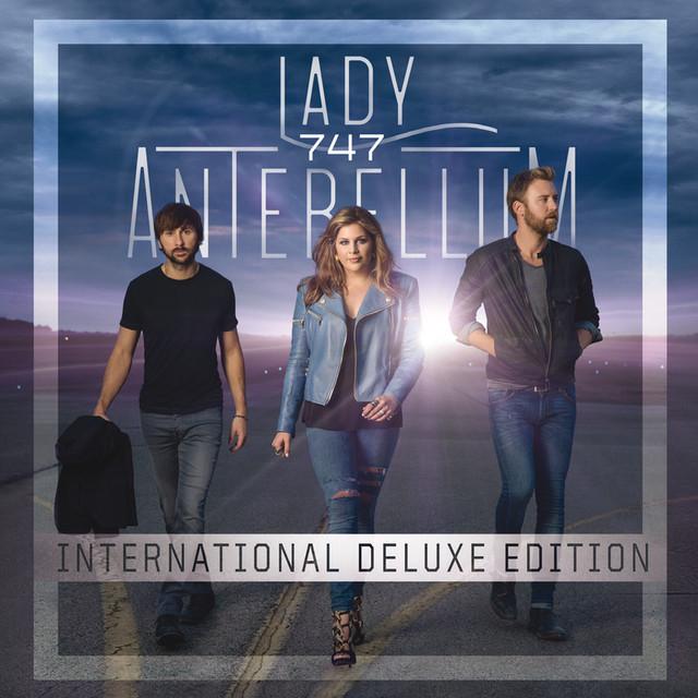 Lady Antebellum 747 (International Deluxe Edition) album cover