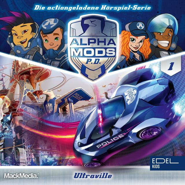 Folge 1: Ultraville Cover