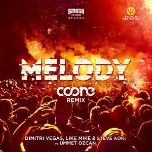 Melody (Coone Remix) Albümü
