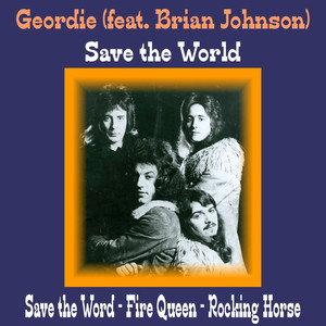 Save the World (feat. Brian Johnson) album