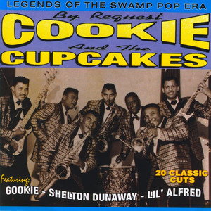 Cookie & The Cupcakes, Shelton Dunaway Got You on My Mind cover