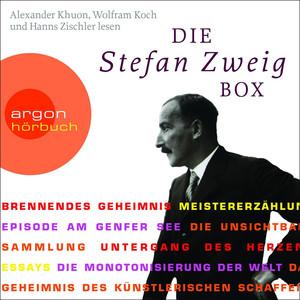Die Stefan Zweig Box (Ungekürzte Fassung) Audiobook
