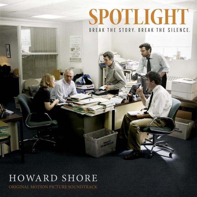 Spotlight (Original Motion Picture Soundtrack) Albumcover