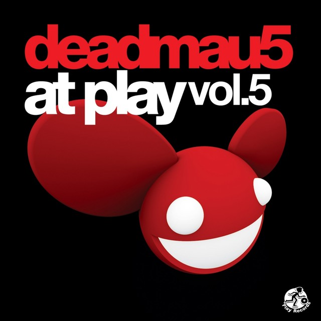 deadmau5 At Play, Vol. 5 Albumcover