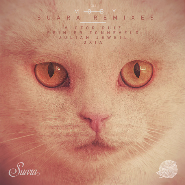 Album cover for Suara Remixes by Moby