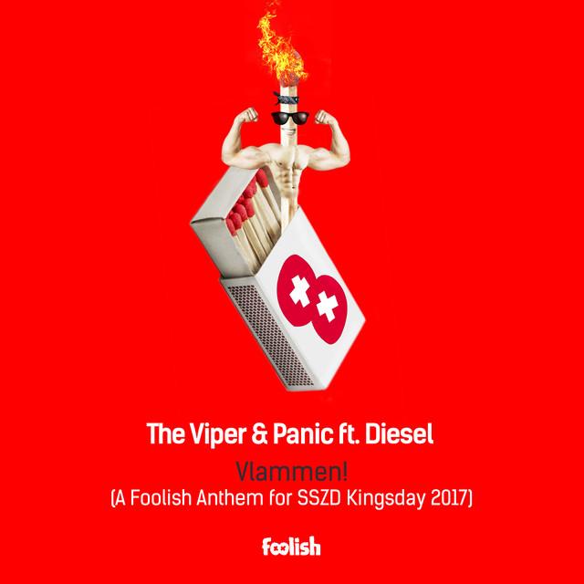 Vlammen! (A Foolish Anthem for SSZD Kingsday 2017) [Radio Edit]