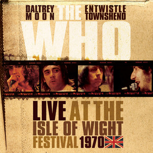 Live at the Isle of Wight Festival 1970 album