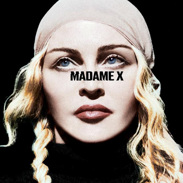 Skivomslag för Madonna: Madame X