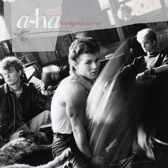 a-ha Hunting High And Low (30th Anniversary) album cover