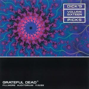 Dick's Picks Vol. 16: 11/8/69 Albumcover