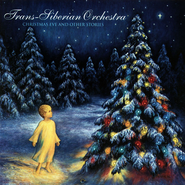 Merry Christmas Eve Images.Christmas Eve And Other Stories By Trans Siberian Orchestra